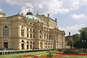 Imponerend Warschau en Krakau