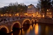 De betovering van de Amsterdamse grachten