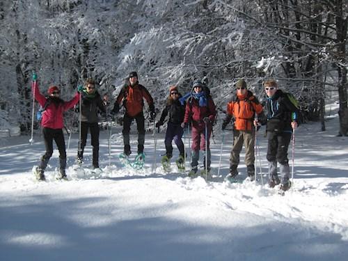Sneeuwpret in Oostenrijks Tirol