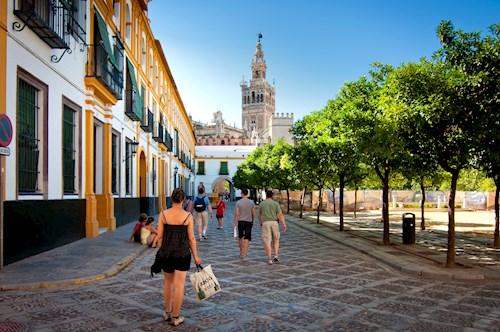 Granada, Cordoba en Sevilla - Spanje