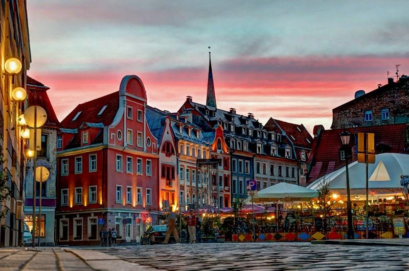 Tallinn en Riga - Estland en Letland
