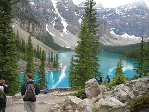 West-Canada: natuur