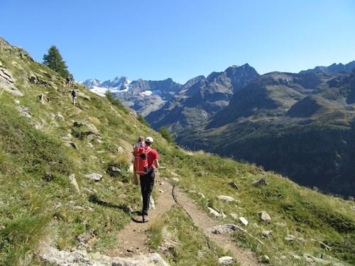 De Aosta-vallei - Italië