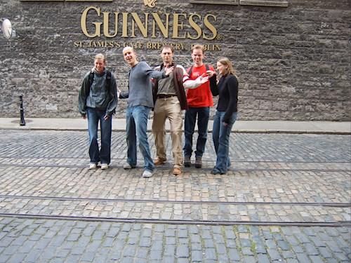 Dublin & Belfast - Ierland