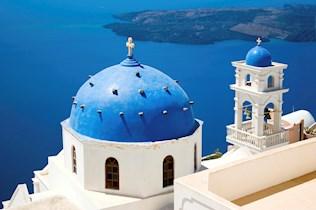 Cycladen-eilanden - Griekenland