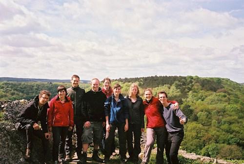 Wandelen in de Viroinvallei (Ardennen)
