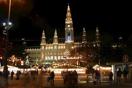 Kerst en nieuw in een Keizerlijk Wenen