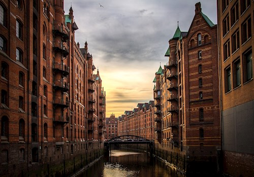 Hamburg, Lübeck, Wismar en Bremen - Duitsland