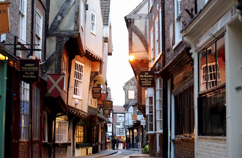 Duik in het verleden van York