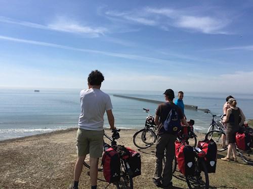 Fietsvierdaagse naar Cap Blanc Nez en Frans-Vlaanderen - Frankrijk