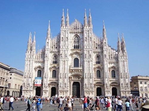 Turijn en Milaan