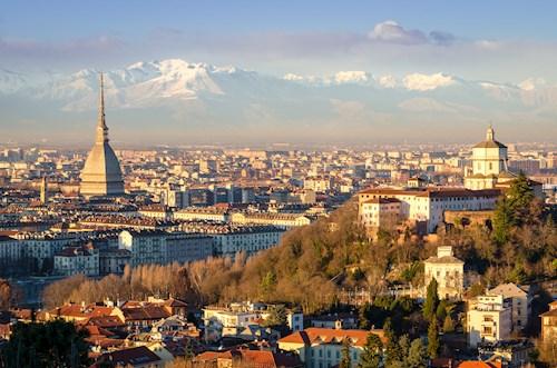 Milaan en Turijn met de trein