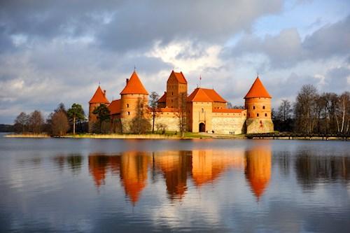 Baltische Staten onder de loep