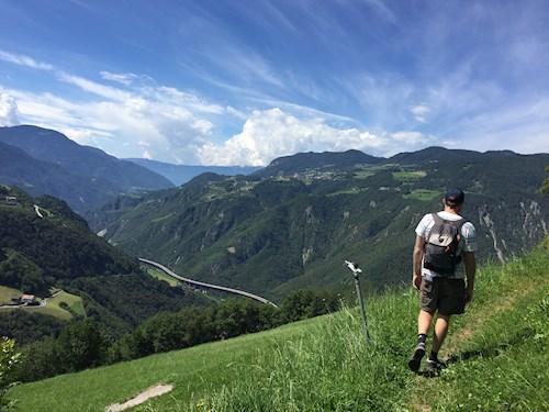 Dolomieten: sportief plezier in Italië