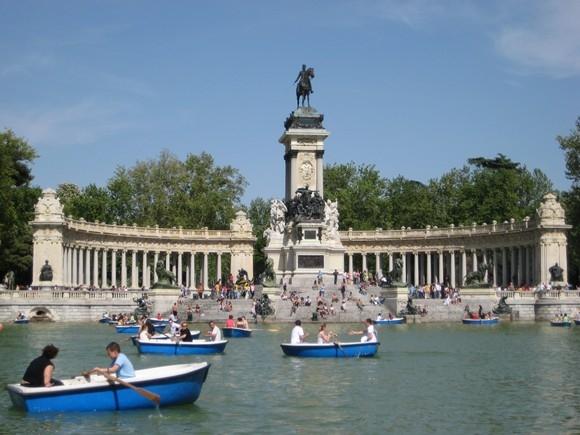 Madrid en Toledo