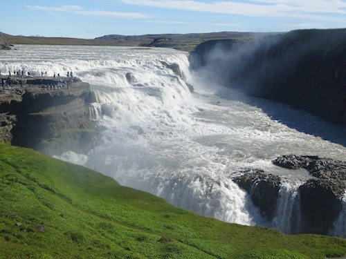 Reykjavik en omgeving in de herfst