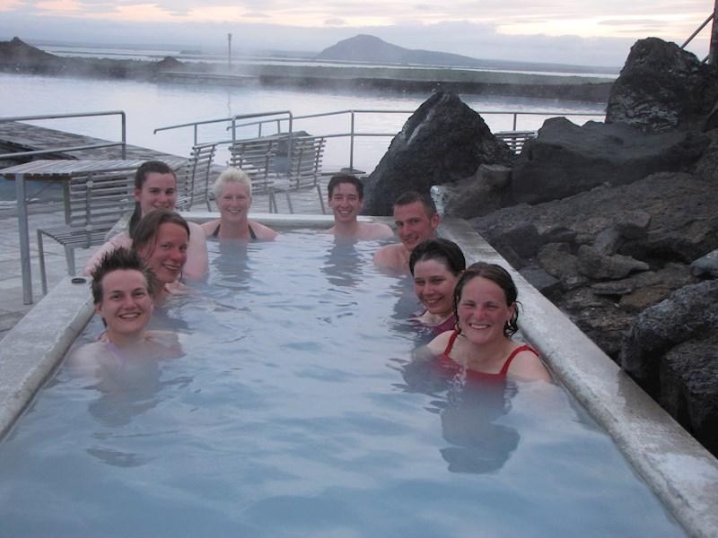 Reykjavik en omgeving in de winter