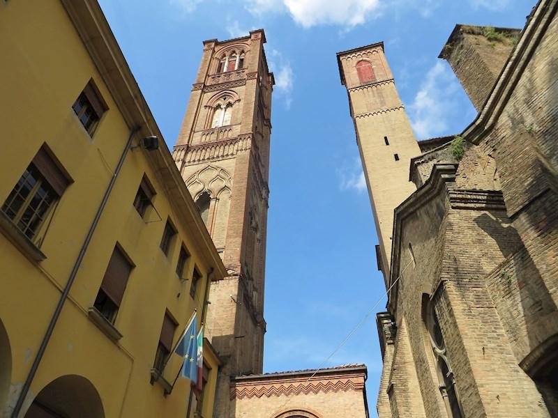 Noord-Italië: Firenze, Pistoia en Bologna