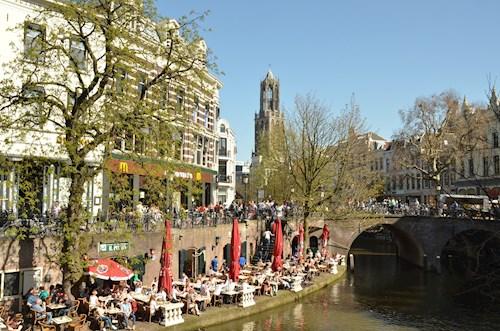 Zomers Utrecht