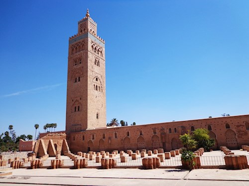 Een snuifje Marokko