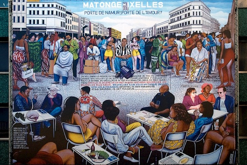 Matongé: kennismaken met de Afrikaanse gemeenschap