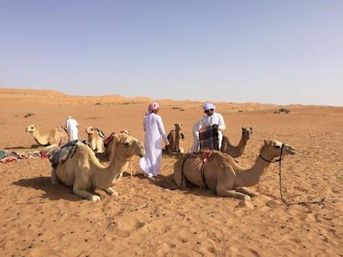 Oman en Dubai