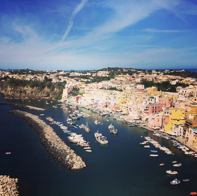 Napels en de Zuid-Italiaanse eilanden Capri, Ischia & Procida