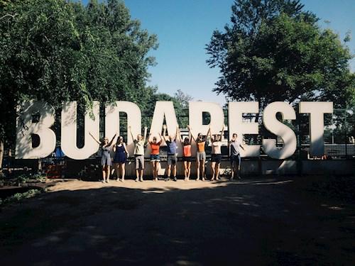 Sziget-festival en Boedapest
