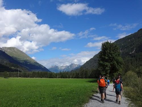 Wandelen langs de Oostenrijkse Lechweg