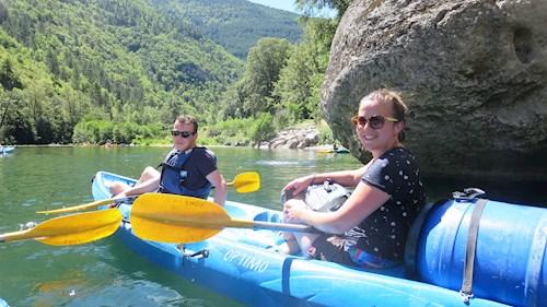 Gorges du Tarn - Frankrijk