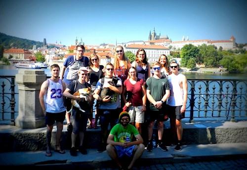 Wenen, Bratislava & Praag
