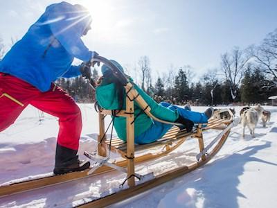 Winterfun in Oost-Canada