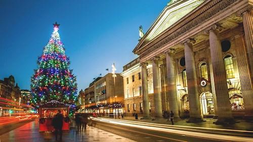 Winters Dublin & Belfast - Ierland