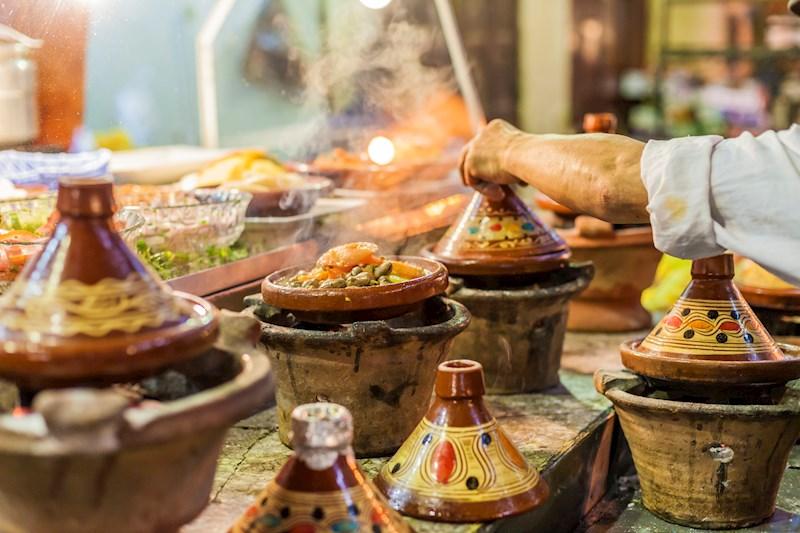 Marokko culinair