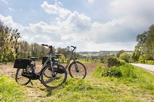 Voerstreek: e-biken en wandelen