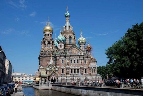 Sint-Petersburg en Moskou - Rusland