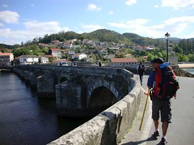 Camino Portugues met bagagevervoer