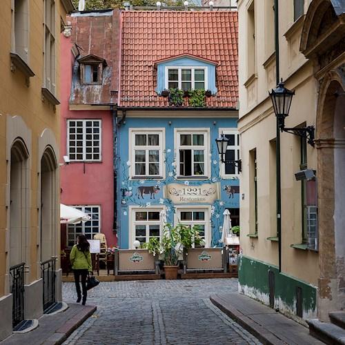 Tallinn en Riga 18-24 jaar