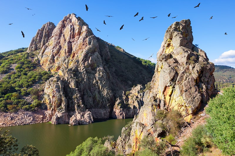 Extremadura - Spanje