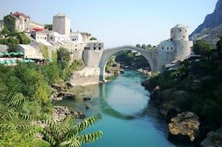 Montenegro & Bosnië-Herzegovina