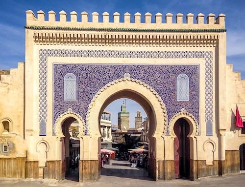 De Marokkaanse koningssteden