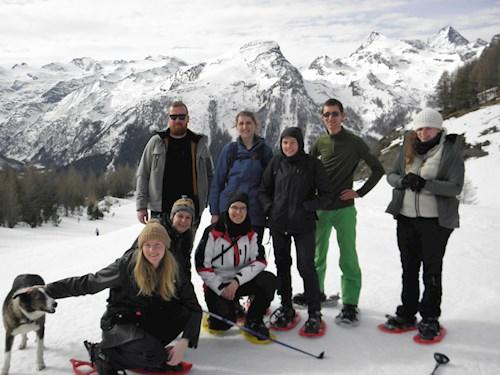 Aosta-vallei en Gran Paradiso (Italië)