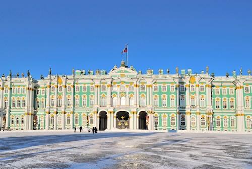 Helsinki & Sint-Petersburg