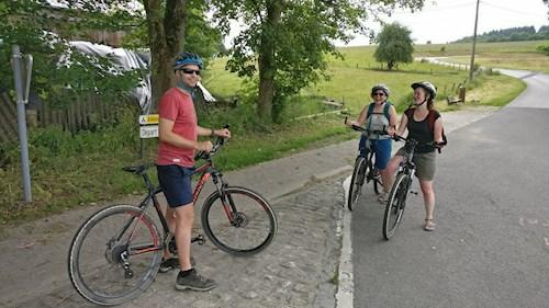 Vijfdaagse in de Ardennen