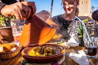 In Marokkaanse sferen