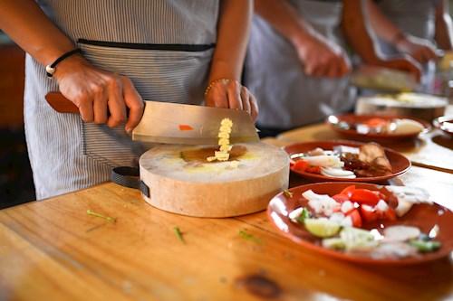 Thaise kookworkshop
