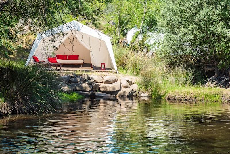Aqua retreat in Portugal